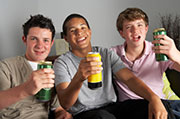 Friends, Family Often the Suppliers in Underage Drinking, Smoking: Survey