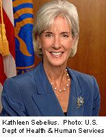 Sebelius Says 'Hold Me Accountable' for Website 'Debacle'