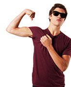 Gay Teen Boys More Likely to Use Muscle-Building Steroids: Survey
