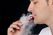 E-Cigarette Use Among Adult Nonsmokers Levels Off: CDC