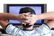 Action-Packed TV a Threat to Your Waistline?