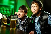 Binge Drinking May Boost Blood Pressure in Young Men